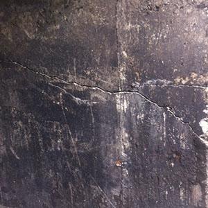 Fissure fondation sherbrooke